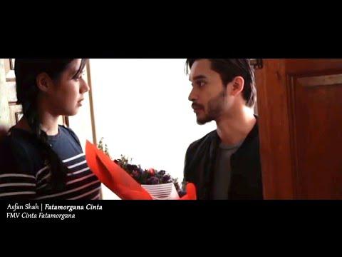 (OST CINTA FATAMORGANA) Asfan Shah - Fatamorgana Cinta (Lyric Video)