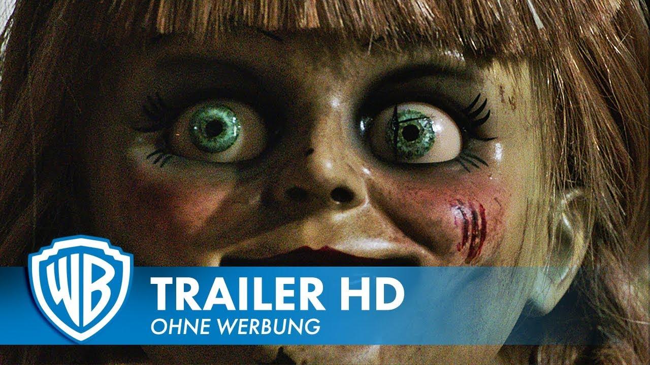 ANNABELLE 3 – Offizieller Trailer #1 Deutsch HD German (2019)