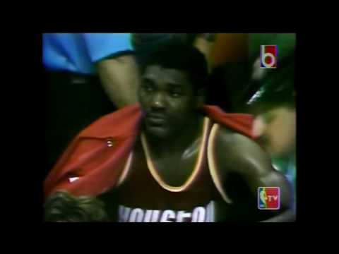 NBA Stories: Hakeem Olajuwon