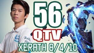 QTV - XERATH vs JAYCE - Kim Cương Việt #56
