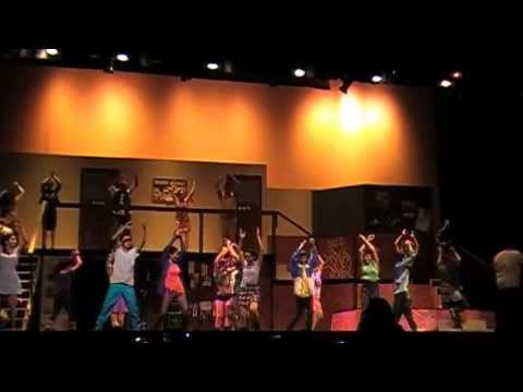 Fame (end of musical)
