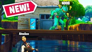 *NEW* HIDE & SEEK Custom Gamemode in Fortnite Season 5! w/ My GIRLFRIEND!