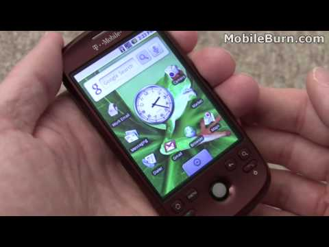 T-Mobile myTouch 3G review - part 3 of 3