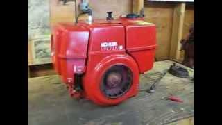 1960 's Pow'r Pup Power Popular Mechanics Magazine Garden Tractor Build Part 2