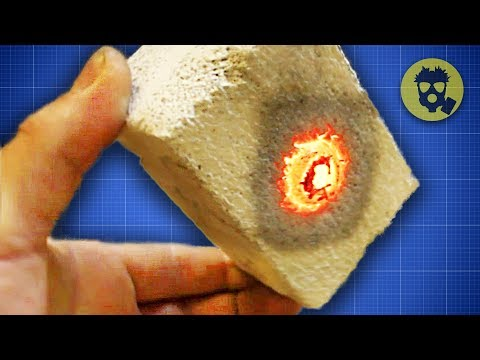 🔥 I MELT CONCRETE, TUNGSTEN AND BRICK. What can graphite and welding machine do?