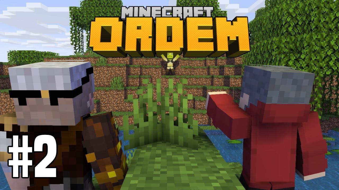 O PÂNTANO DO LOKOLOW - Minecraft Ordem #2