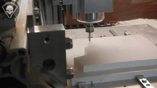 Making of an M&P Vacuum Molding Board with a CNC