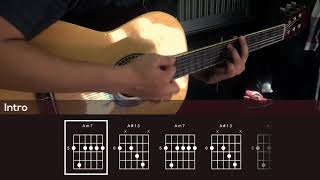 Mr  Polia - Noh Salleh(Chord Tutorial)