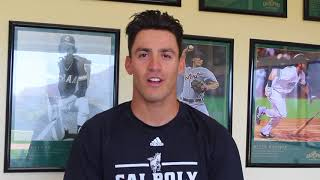 Cal Poly Baseball Feature Video: Alex McKenna