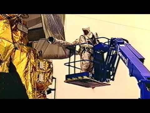 Kennedy Marks 20th Anniversary of Cassini Arrival