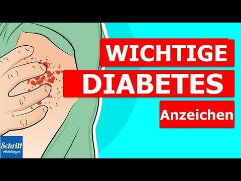 8 Anzeichen, Einer Beginnenden Diabetes!