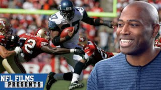 Shaun Alexander: The Best Running Back You Forgot About | NFL Films Presents
