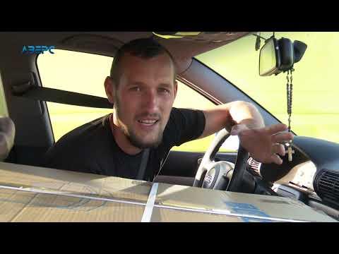 ТРК Аверс: Півгодини у заторі: як ремонтують дорогу на виїзді з Луцька