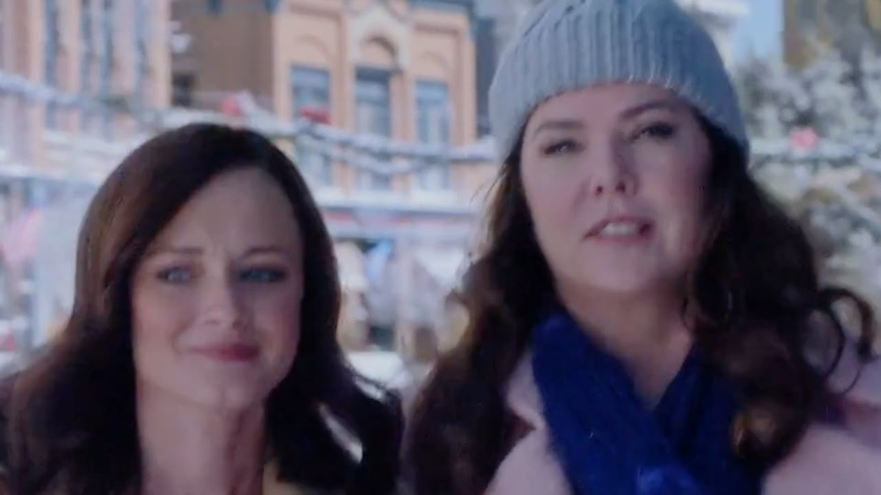 Download Gilmore Girls - A Year in the Life  | official trailer (2016) Netflix