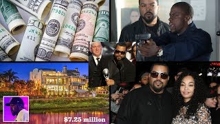 Ice Cube Net Worth 2018 Update | (Cars, House, Wife, LifeStyle)