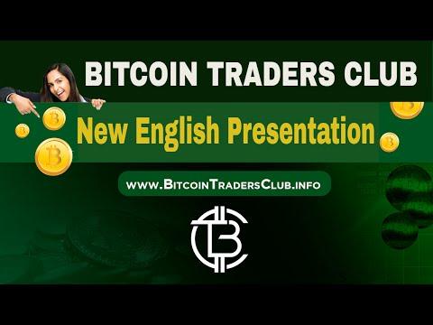 Bitcoin Traders Club | NEW FULL PRESENTATION | JUL.2017