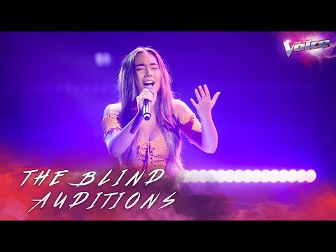 Blind Audition: Lacey Madison sings Wicked Game | The Voice Australia 2018