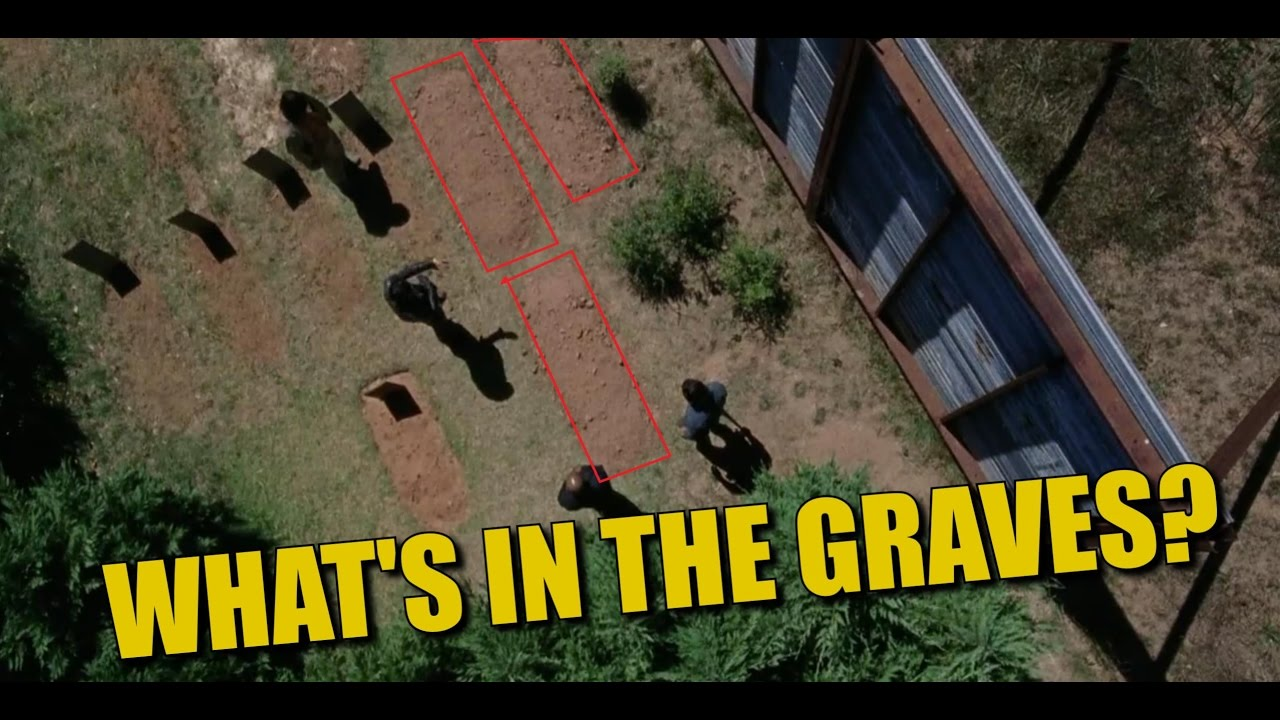 Download The Walking Dead Season 7 Discussion What's In The Graves?