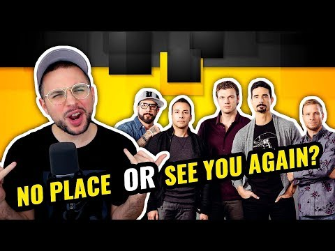 Backstreet Boys - No Place | REACTION*