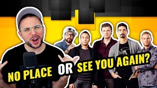 Baixar Backstreet Boys - No Place | REACTION*
