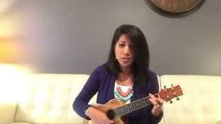 Prayer of St. Francis- Sarah McLachlan- ukulele cover by TropicalBabyV