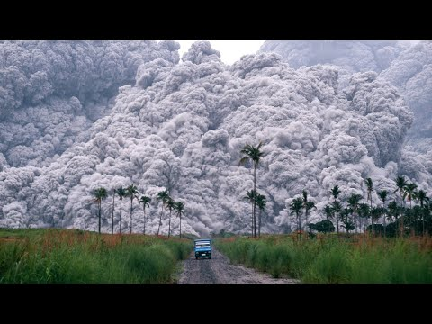 MT PINATUBO ERUPTION - DOCUMENTARY (WORST NATURAL DISASTER EVER RECORDED)