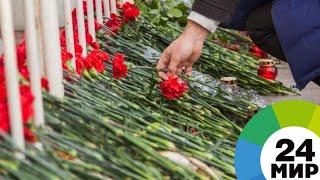 Азербайджанцы почтили память Гейдара Алиева - МИР 24