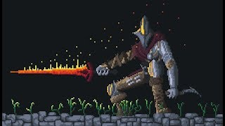 Скачать ABYSS WATCHERS Pixel Art Speedpaint