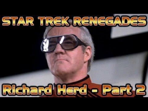 Richard Herd Interview - Part 2 - Star Trek Renegades