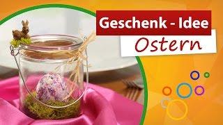 ✂ Geschenk Ostern ✂ Bastelidee - trendmarkt24