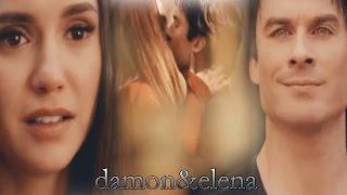 damon & elena(+8х16)