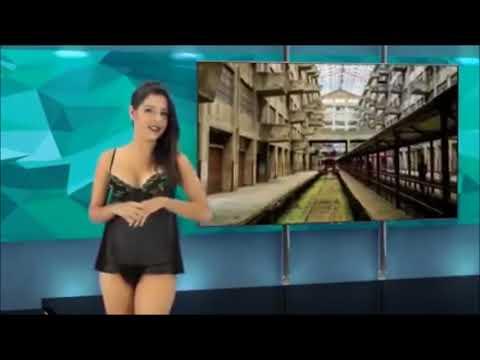 TOP 3   PRESENTADORAS Desnudas DE LA TELEVISION QUE NO CREERAS QUE EXISTEN