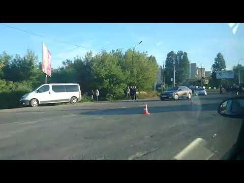 Новини Тернополя 20 хвилин: Біля Гаївського мосту ДТП