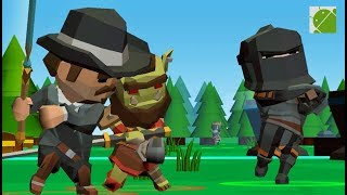 HeadHunters io - Android Gameplay FHD