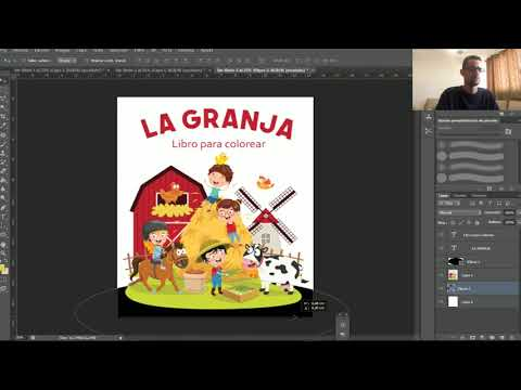 Como Diseñar Tu Portada Kindle Con Photoshop - Autopublicación Con Amazon KDP