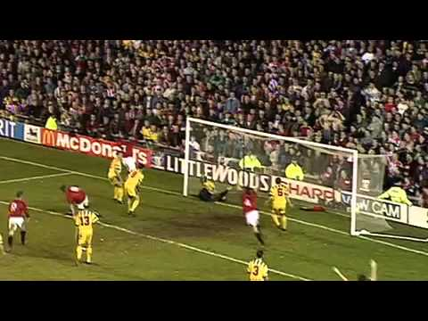 Eric Cantona's all 82 Manchester United goals