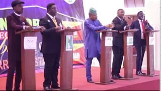 IMO 2019 : IMO STATE GUBERNATORIAL DEBATE 2019 ELECTION.... MOBTV