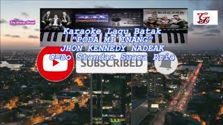 "Download Lagu Jhon Kennedy Nadeak""Podami Inang""(Karaoke Lirik Tanpa Vocal) C=Do Standar Suara Pria mp3"