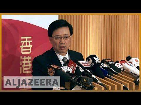 🇭🇰 Hong Kong bans pro-independence party in unprecedented move | Al Jazeera English