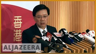 🇭🇰 Hong Kong bans pro-independence party in unprecedented move | Al Jazeera English