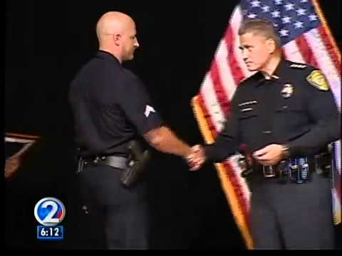 Civilians, officers honored by Honolulu Police Department