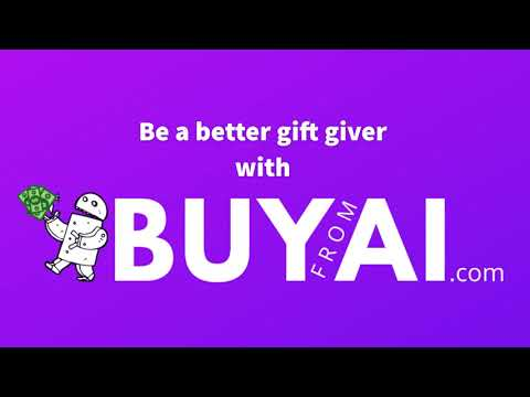 Never buy a bad gift again - Use Buy From AI