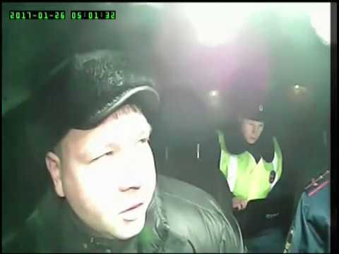 Иркутск  Преследование нетрезвого водителя