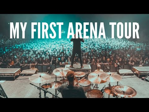 A Day In The Life on a UK Arena Tour Vlog