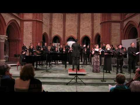 Friedrich Kiel, Requiem in F minor, Introitus, Ensemberlino vocale, Ltg. M. Stoffels