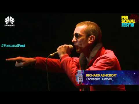 Richard Ashcroft -  Personal Fest, Buenos Aires [22-10-2016]