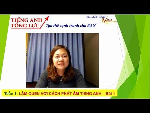 4 Bước Tự Học Tiếng Anh Hiệu Quả Video 3 Phiên âm Tiếng Anh - 3 NHÓM PHIÊN ÂM