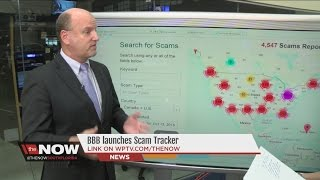 BBB launches Scam Tracker