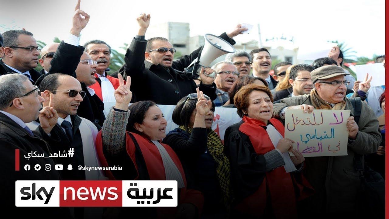 تونس: قيادات الاحزاب تؤكد على ضرورة الحفاظ على مبادئ الديمقراطية والحريات | #مراسلو_سكاي  - نشر قبل 4 ساعة