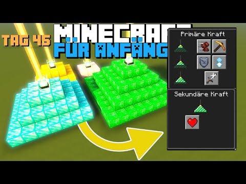 Was Ist Ein Leuchtfeuer In Minecraft 1.14 | Minecraft Für Anfänger Tag 45